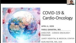 קרדיו-אונקולוגיה בצל מגפת COVID-19