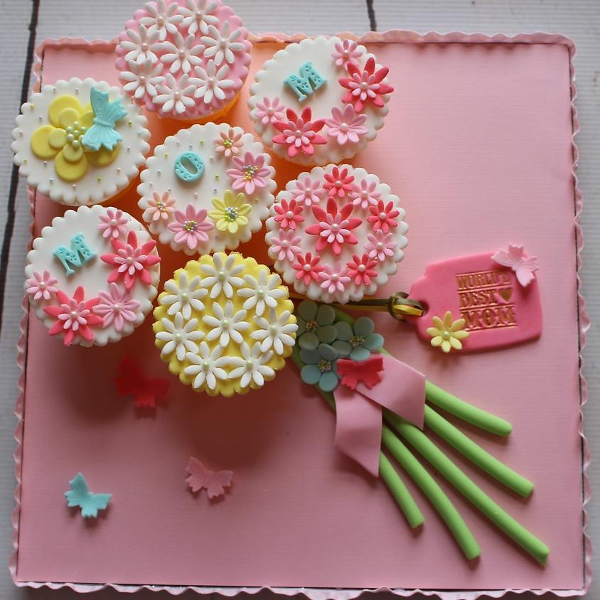 Shabby Chic Cupcakes Class
