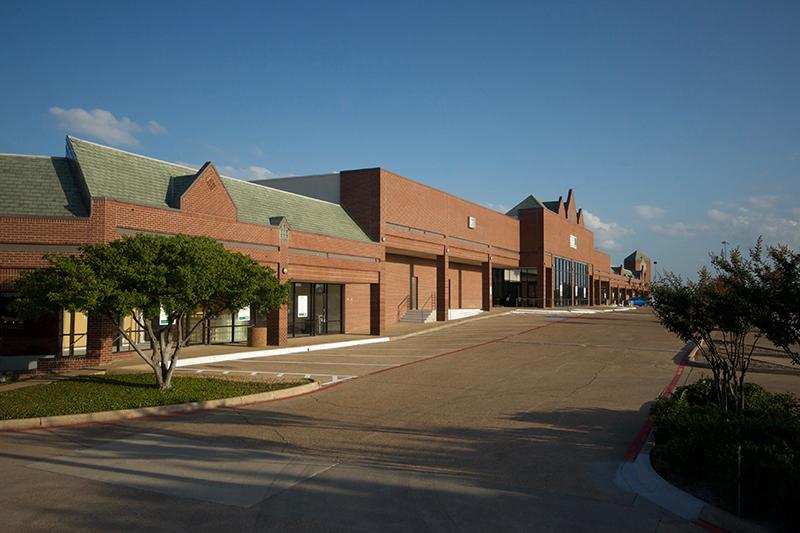 LBJ Oates Shopping Center