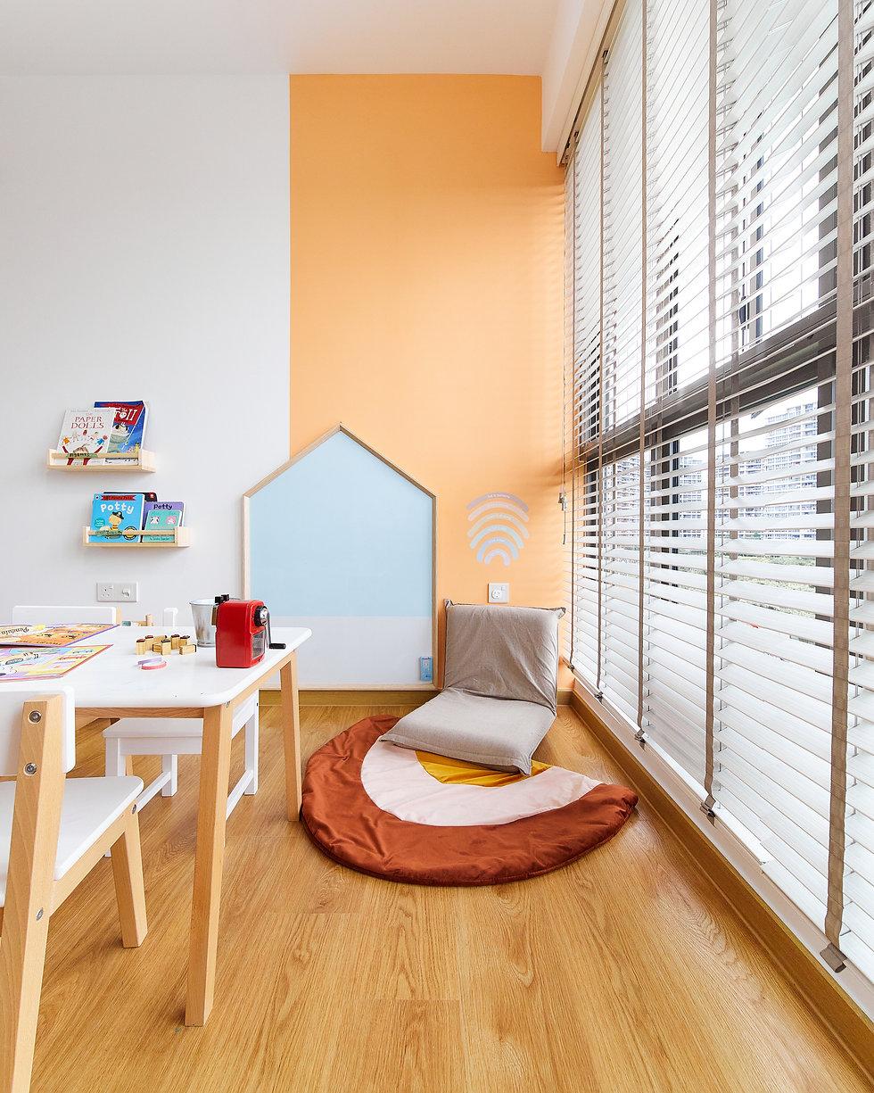 Joyful Kid-Centric Family Home