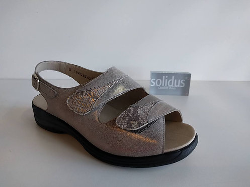 SOLIDUS • TP SANDAAL 2 VELCRO - (77044)
