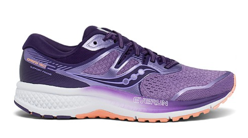 Saucony Omni ISO 2 Paars Woman