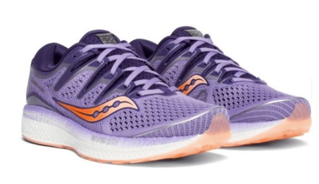 Saucony Triumph ISO 5 Paars Woman