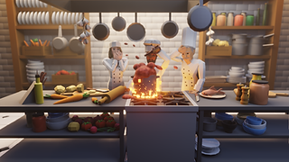 Kasedo Games and Dapper Penguin Studios have today announced Recipe for Disaster - a tasty new restaurant sim coming to Windows PC.