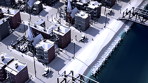 Kasedo Games and SomaSim have today announced the private beta program for upcoming mafia management sim, City of Gangsters.