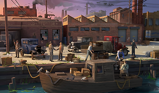 Kasedo Games and SomaSim, have today announced that City of Gangsters, the highly anticipated mafia management sim, is now available to buy