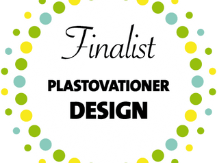 Design Award Finalist!