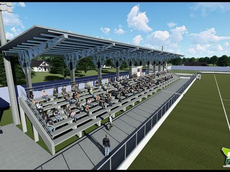 Petecão anuncia reforma e ampliação do estádio Naborzão