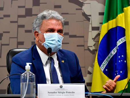 Petecão é o novo presidente da Comissão de Assuntos Sociais do Senado