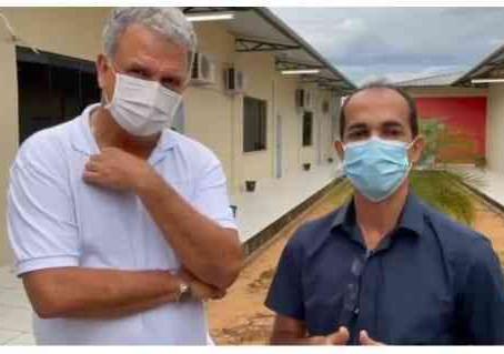 Petecão destina R$ 200 mil para custear atendimento médico de Hospital Fluvial em Cruzeiro do Sul