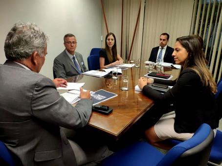 Petecão articula aprovação do pacote anticrime e prisão após Segunda Instância