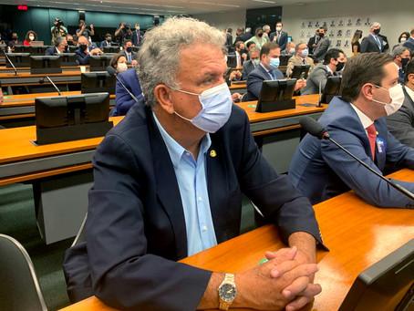 Senador Petecão PSD /AC, é eleito presidente da CAS do Senado Federal.