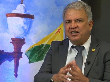Petecão anuncia R$ 5 milhões em investimentos na saúde pública de 11 municípios