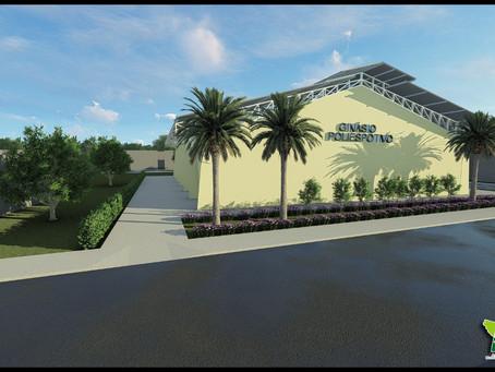 Senador Guiomard recebe R$ 650 mil de Petecão para construção de Ginásio Poliesportivo