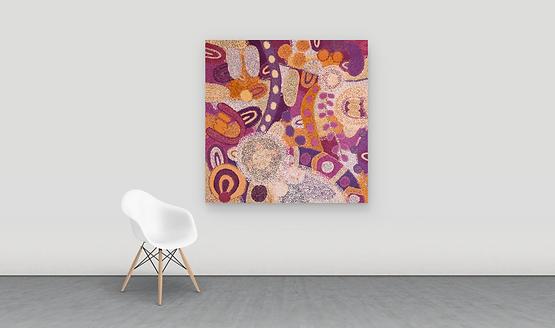 Install Shot: Josina Pumani at Short St Gallery