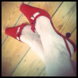 sapatos dos lacinhos