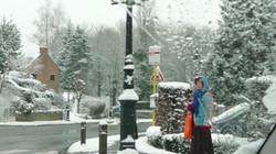 Inverno 2006. Bruxelas