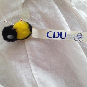 abelha da CDU