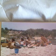 Praia Grande. Conversa, sol e mar