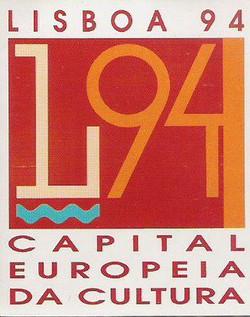 logótipo Lisboa '94