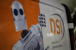 DSI Vehicle branding