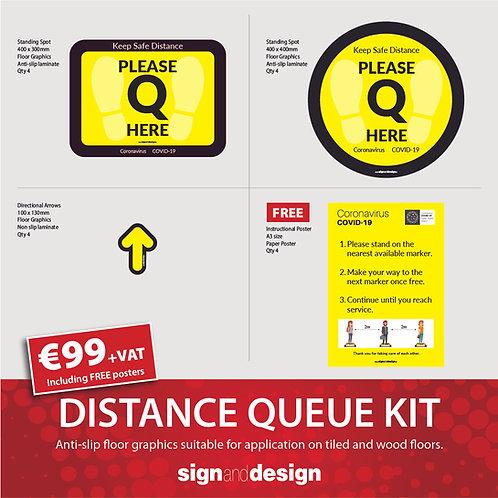 Distance Queue Kit