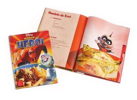 Helena de Castro editora livro fotógrafo gastronomia melhoramentos chef allan Disney