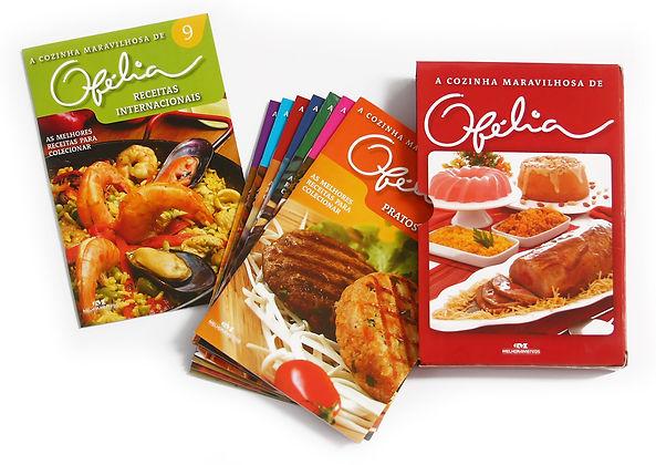 Helena de Castro gold editora livro fotógrafo gastronomia melhoramentos Ofélia