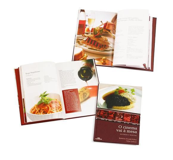 Helena de Castro nilu lebert rubens ewald editora livro fotógrafo gastronomia melhoramentos bistrô trattoria