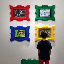 helenadecastro LEGO ARTE #lucasannini luca sannini itaú cultural