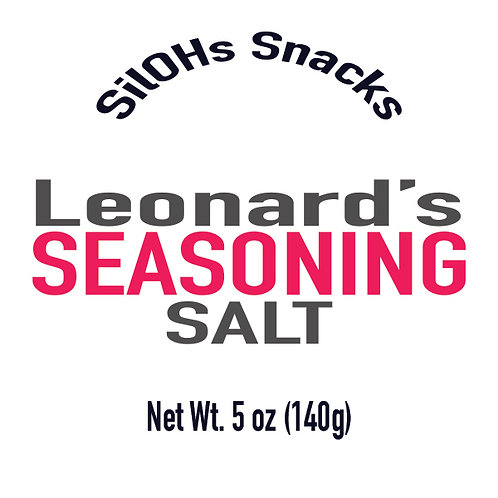 Leonard's Seasoning Salt