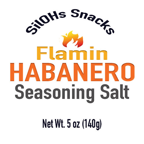 Flamin' Hot Seasoning Salt