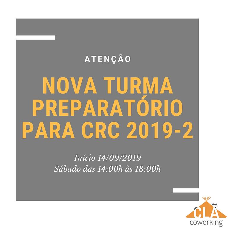 Curso Preparatório CRC 2019/2