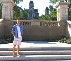 Jamie at Syracuse