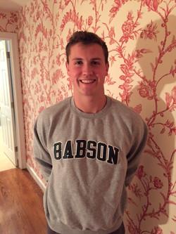 Ryan at Babson