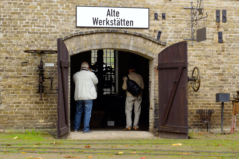 Alte Werkstätten & Fotografen