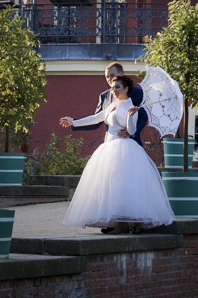 Bad Muskau Brautpaar