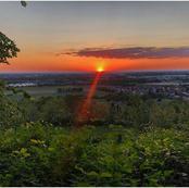 Janecke Jipping-Sonnenuntergang
