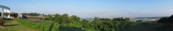 Panorama vor Hotell
