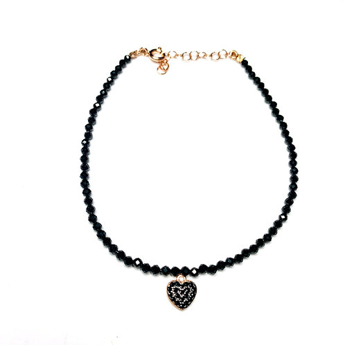 Bracciale Black love
