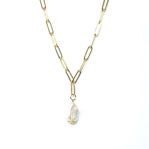 Art. 714 Girocollo catena perla