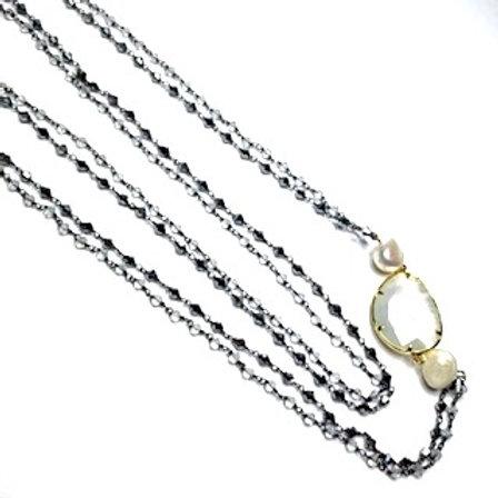 Art. 725 double necklace