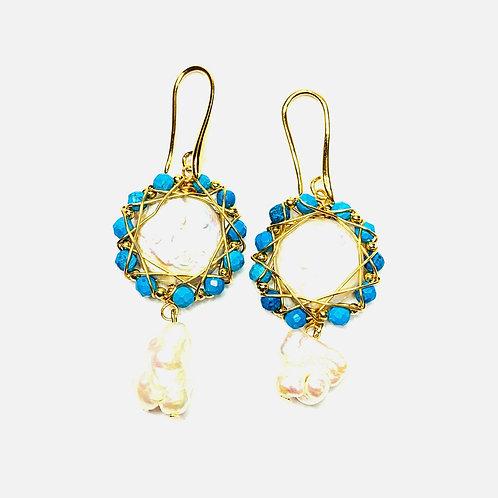 Art. 211 Orecchini perle