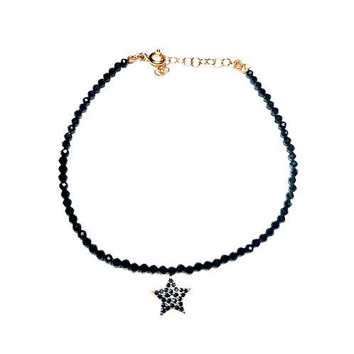 bracciale Black star