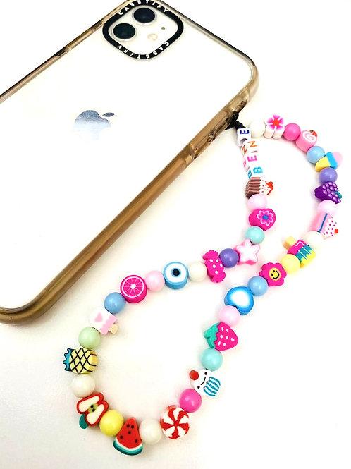 phone-strap smiley