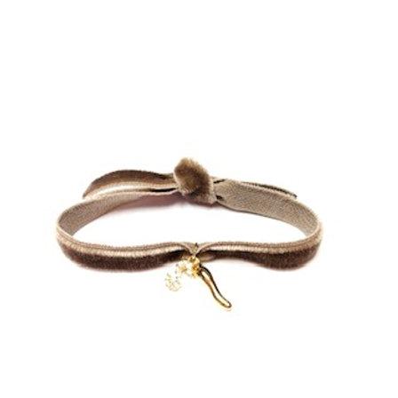bracciale Mimì-velluto