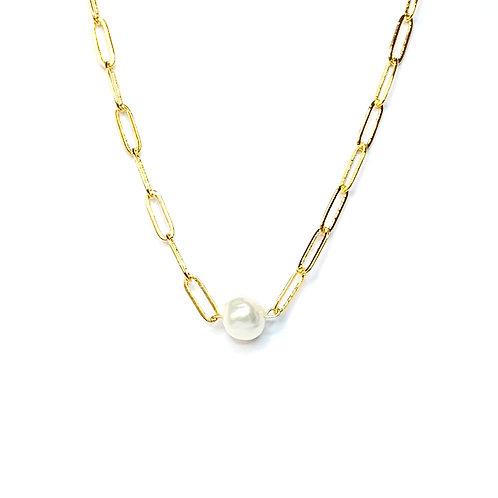 Art. 713 Girocollo catena perla
