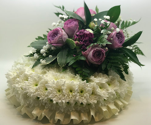Funeral Flowers - Solid Posy