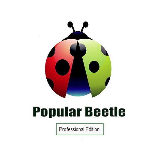PopularBeetle Professional Edition ライセンス