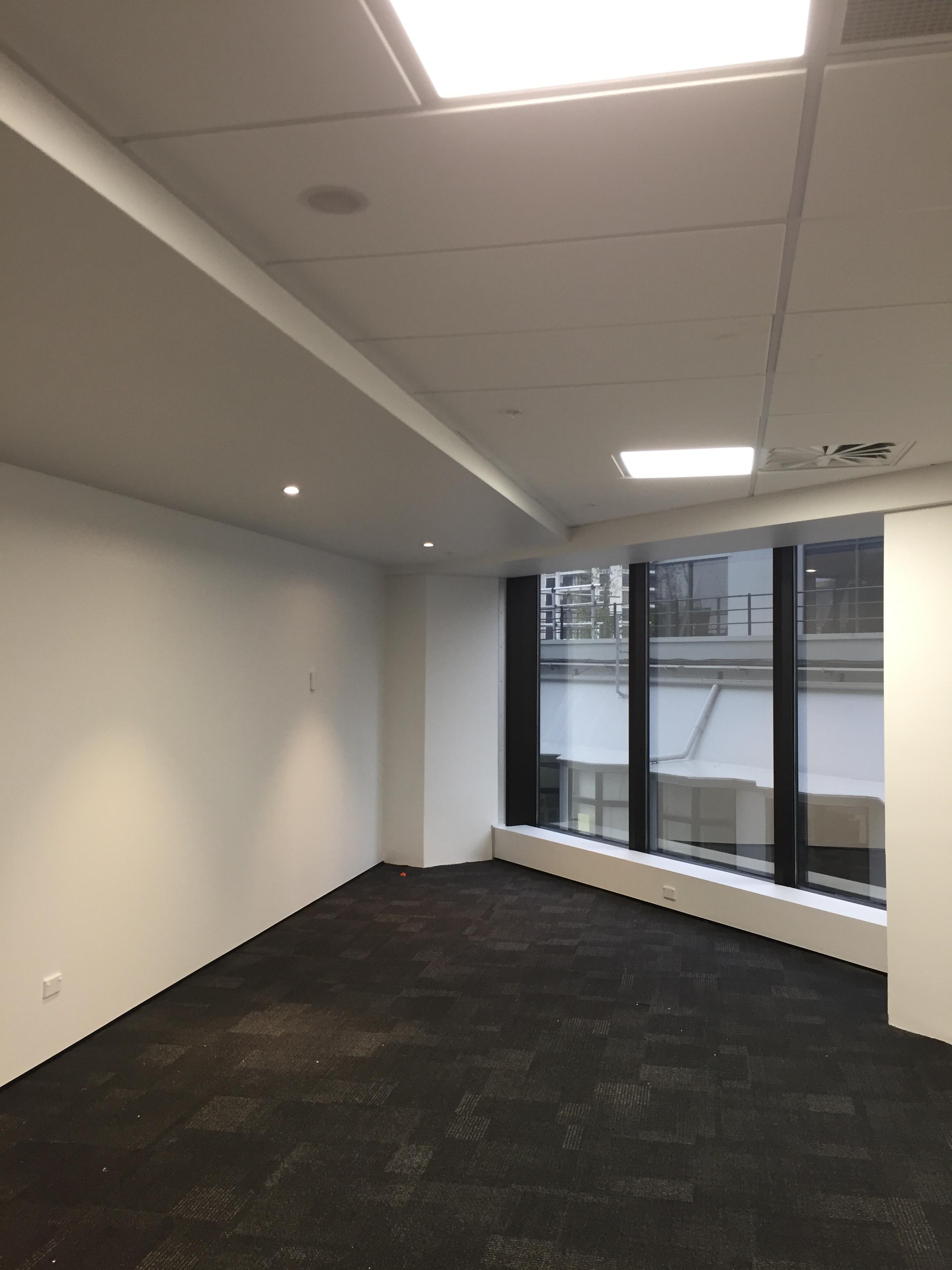 Auckland CBD Refit repaint
